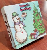 Seasons Greetings Seed Giftbox - HoHoHo 60 (GIFTBOX SENT EMPTY & FLAT ONLY)