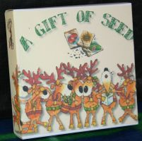A Gift of Seed - Box X31 , Christmas Seed GiftBox