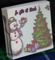 A Gift of Seed - Box X38 , Christmas Seed GiftBox
