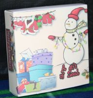 A Gift of Seed - Box X39 , Christmas Seed GiftBox