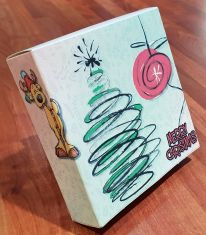 A Gift of Seed - Box X004 , Christmas Seed GiftBox