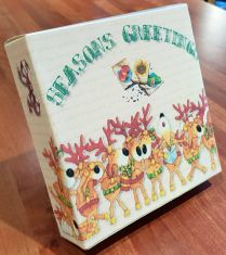 A Gift of Seed - Box X005 , Christmas Seed GiftBox