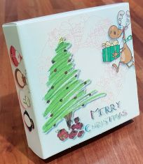 A Gift of Seed - Box X010 , Christmas Seed GiftBox